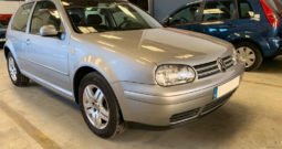 Golf 4 gasolina 2003