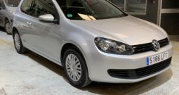 Volkswagen Golf 6 Gasolina 2009